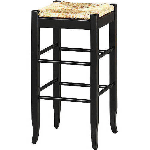 Boraam 24 Quot Square Rush Stool Multiple Colors Walmart Com