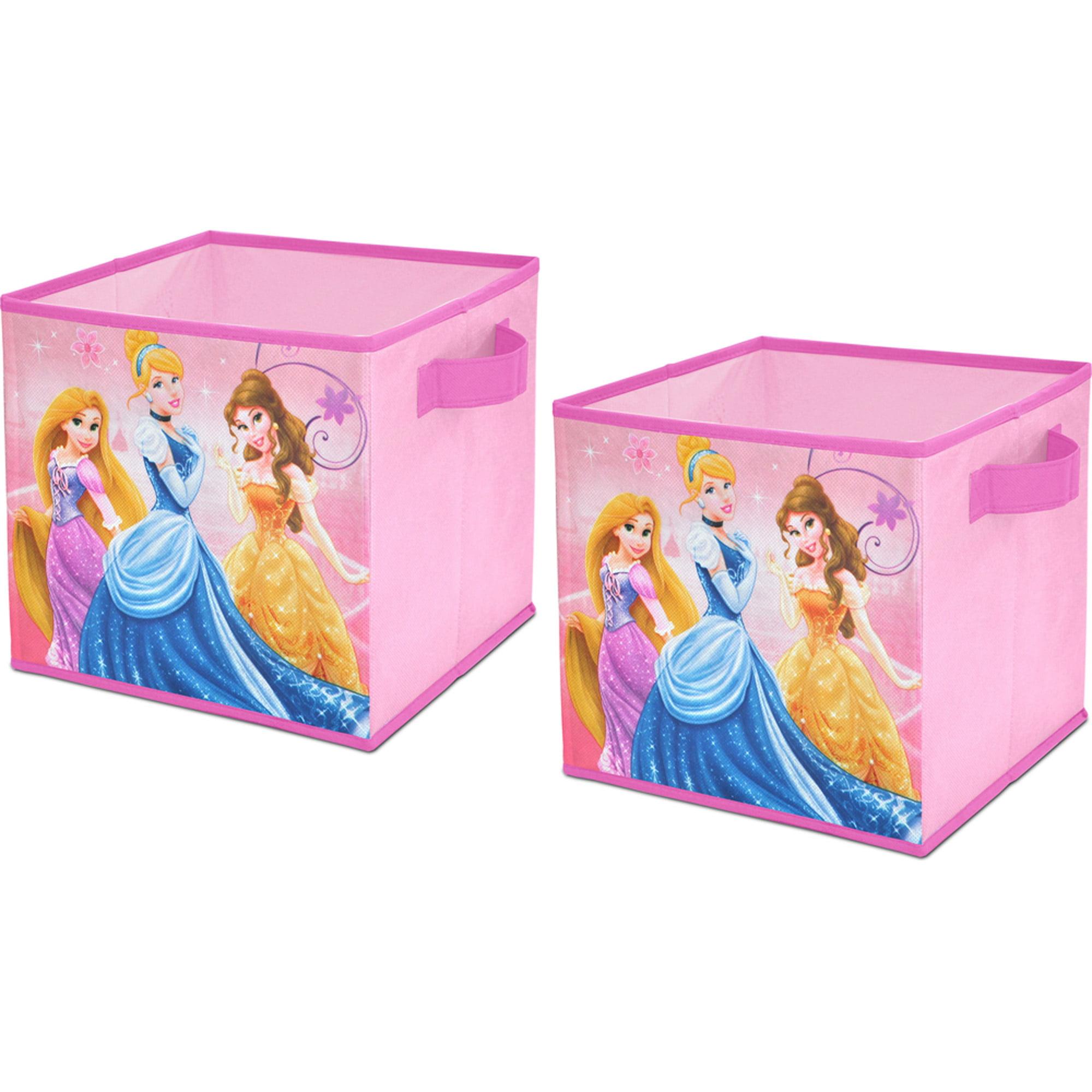sc 1 st  Walmart & Disney Princess 2-Pack Storage Cube - Walmart.com Aboutintivar.Com