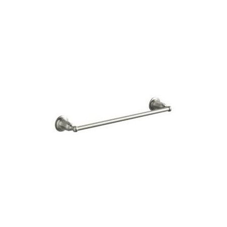 Kelston 18u0022 Towel Bar - Finish: Vibrant Brushed Nickel