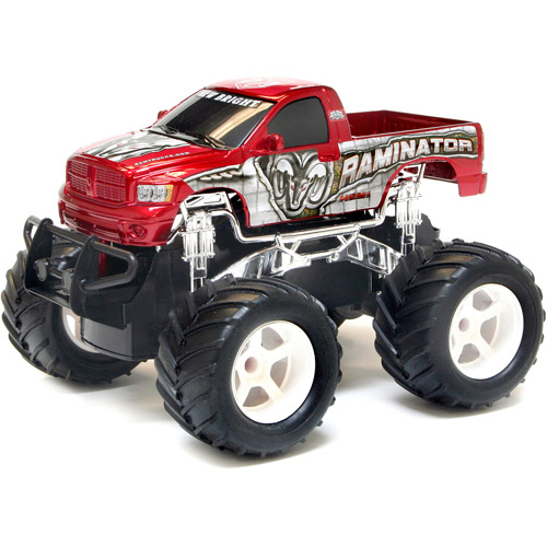 "7"" Dodge Raminator R/C Truck"