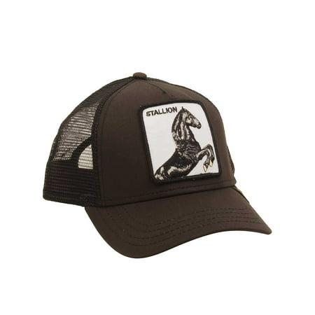 6f7b2c9b9c7fe8 Goorin Bros. - Goorin Bros. Mens Stallion Hat in Black - Walmart.com