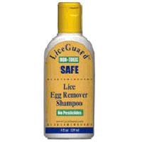 Lice Guard Safe Egg Remover Shampoo - 4 Oz