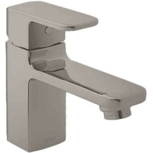 Toto Upton Single-Handle Bathroom Faucet with Pop-Up Drain Assembly, Available in Various Colors