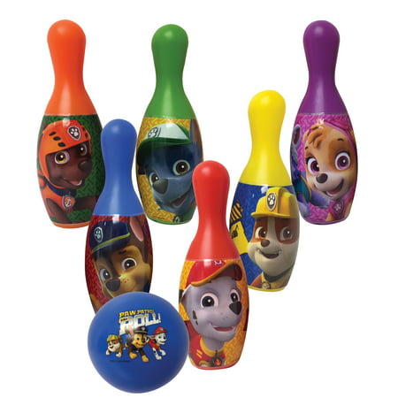Athletic Brands Alliance - Paw Patrol Bowling (Greenwood Bowling)