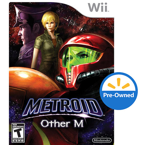 Metroid Other M (Wii) - Pre-Owned