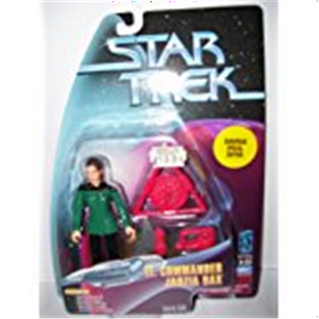 Lt. Commander Jadzia Dax in Dress Uniform - Star Trek: Deep Space Nine - Spencer Gifts Exclusive](Star Trek Dress Uniform)