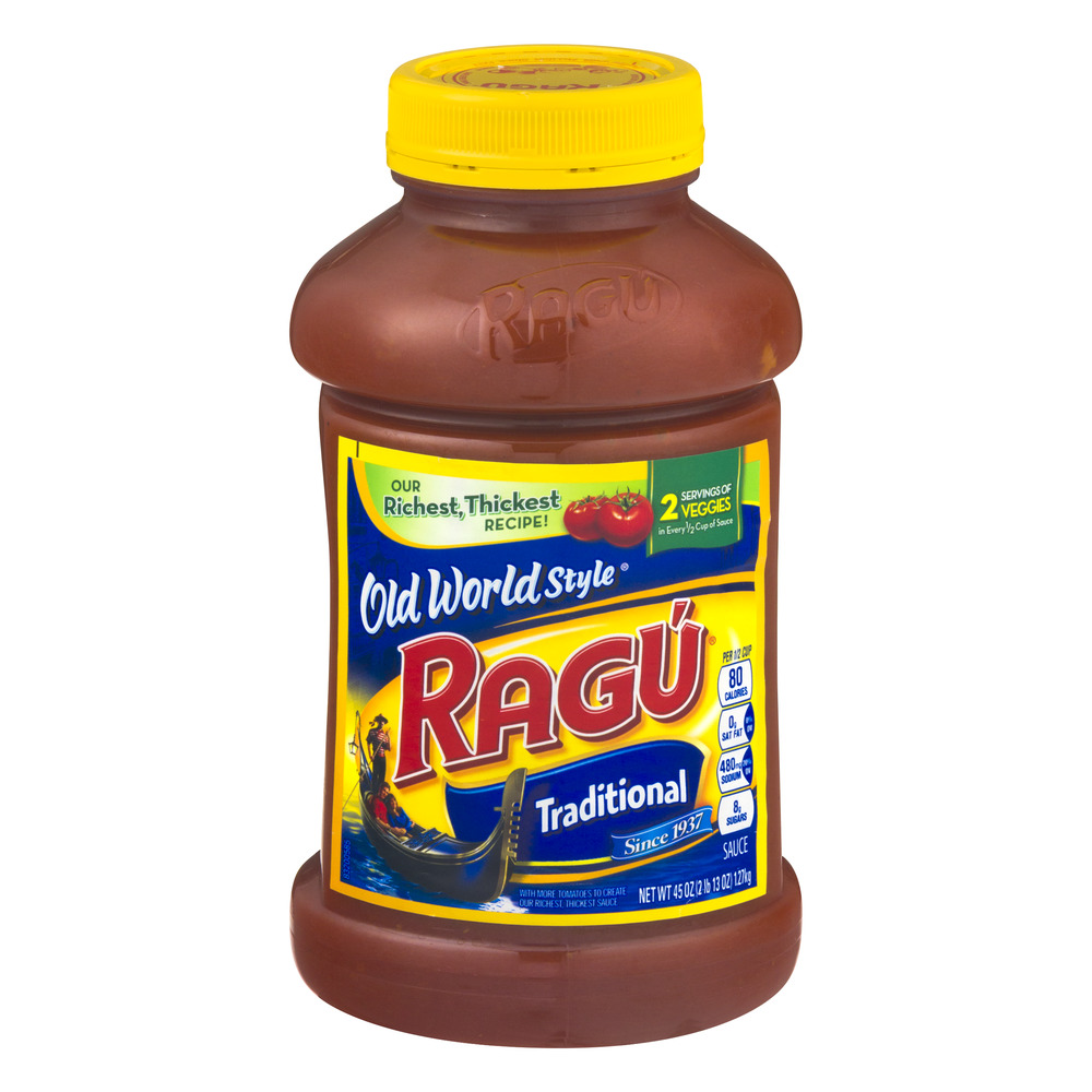 Ragú Old World Style Traditional Pasta Sauce 45 oz.