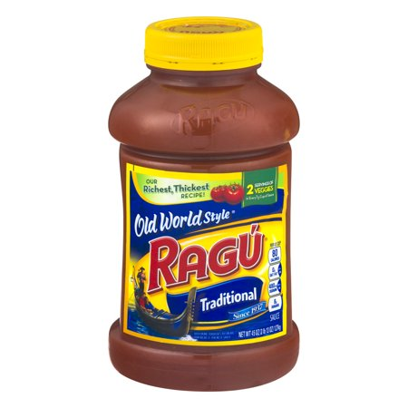 (2 Pack) Ragú Old World Style Traditional Pasta Sauce 45