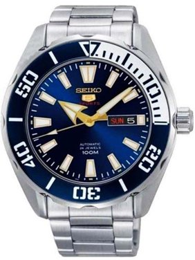b2bbcce5f5 Product Image SEIKO SRPC51K1,Men Sport,Automatic,Stainless steel case and  bracelet,Rotating Bezel