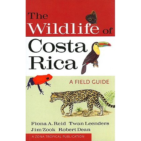 The Wildlife of Costa Rica : A Field Guide