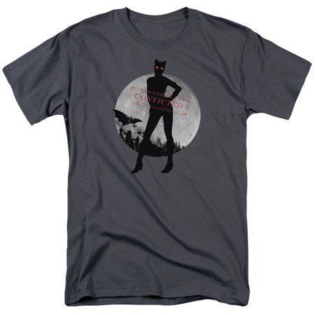 Arkham City - Catwoman Convicted - Short Sleeve Shirt - XXX-Large (Catwoman Arkham City)