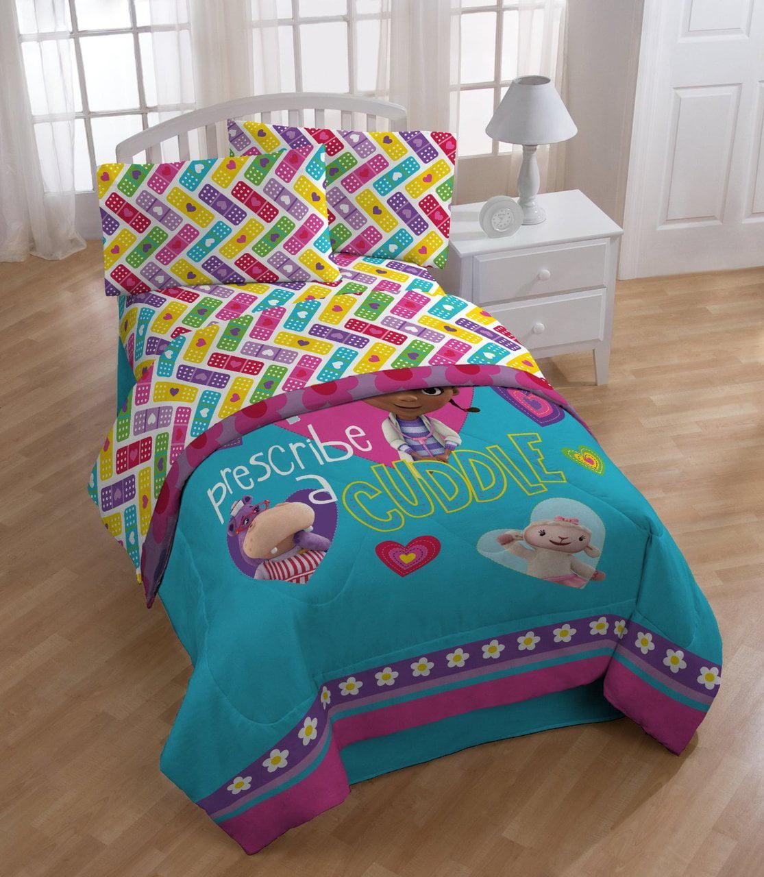 Doc Mcstuffins Bedding Sheet Set Walmart Com