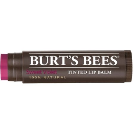 Burts Bees Burts Bees Tinted Lip Balm, Sweet Violet 0.15 oz Burts Bees Burts Bees Tinted Lip Balm, Sweet Violet 0.15 oz condition: New with box Brand: Burts BeesMPN: Does not apply
