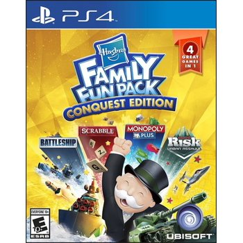 Hasbro Famil Fun Pack: Conquest Edition for PS4