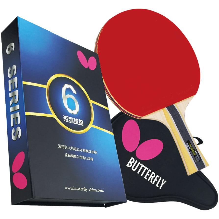 Butterfly 603 FL Racket