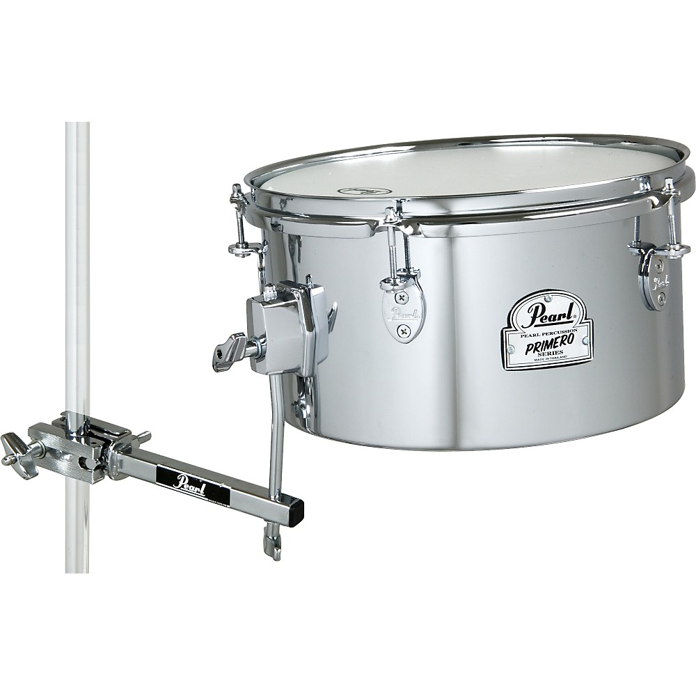 Pearl Primero Steel Timbale with Mounting Clamp 13""