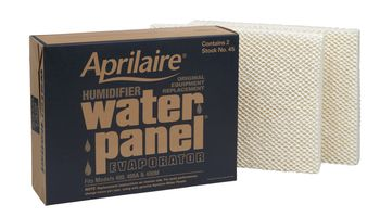 Water Panel 45 Comparable Humidifier Filter for Aprilaire Models 3 Pack by Tier