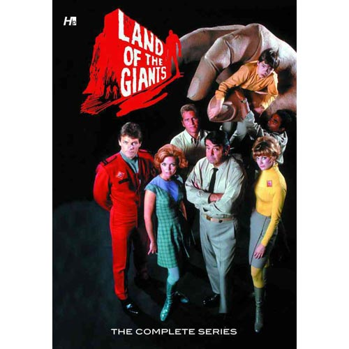 Land of the Giants: The Complete Series
