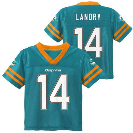 the best attitude 648f6 70dfc NFL Miami Dolphins Toddler Jarvis Landry Jersey