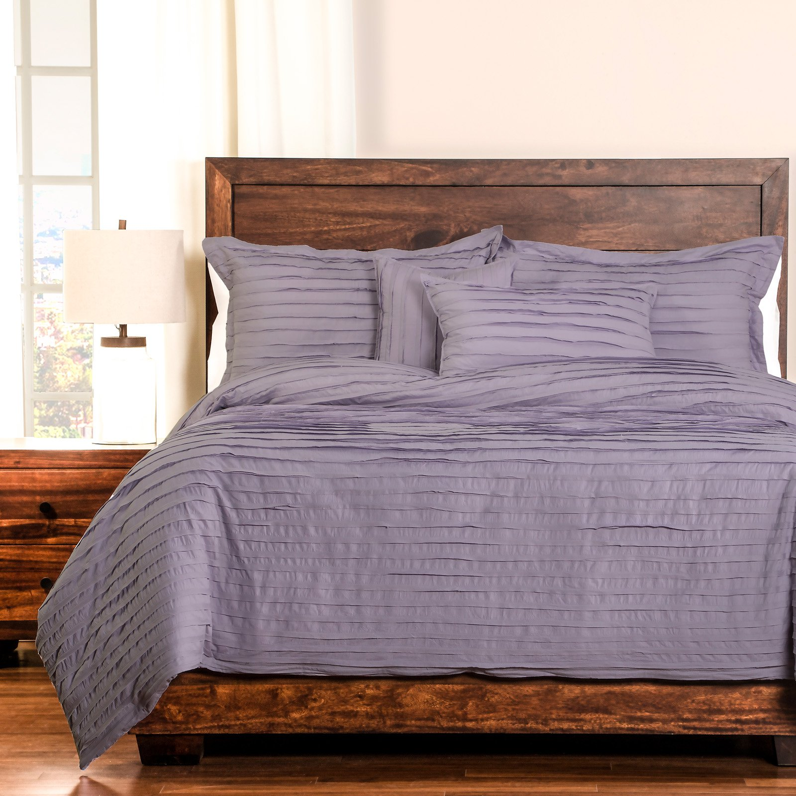 Tattered Duvet Set by Siscovers
