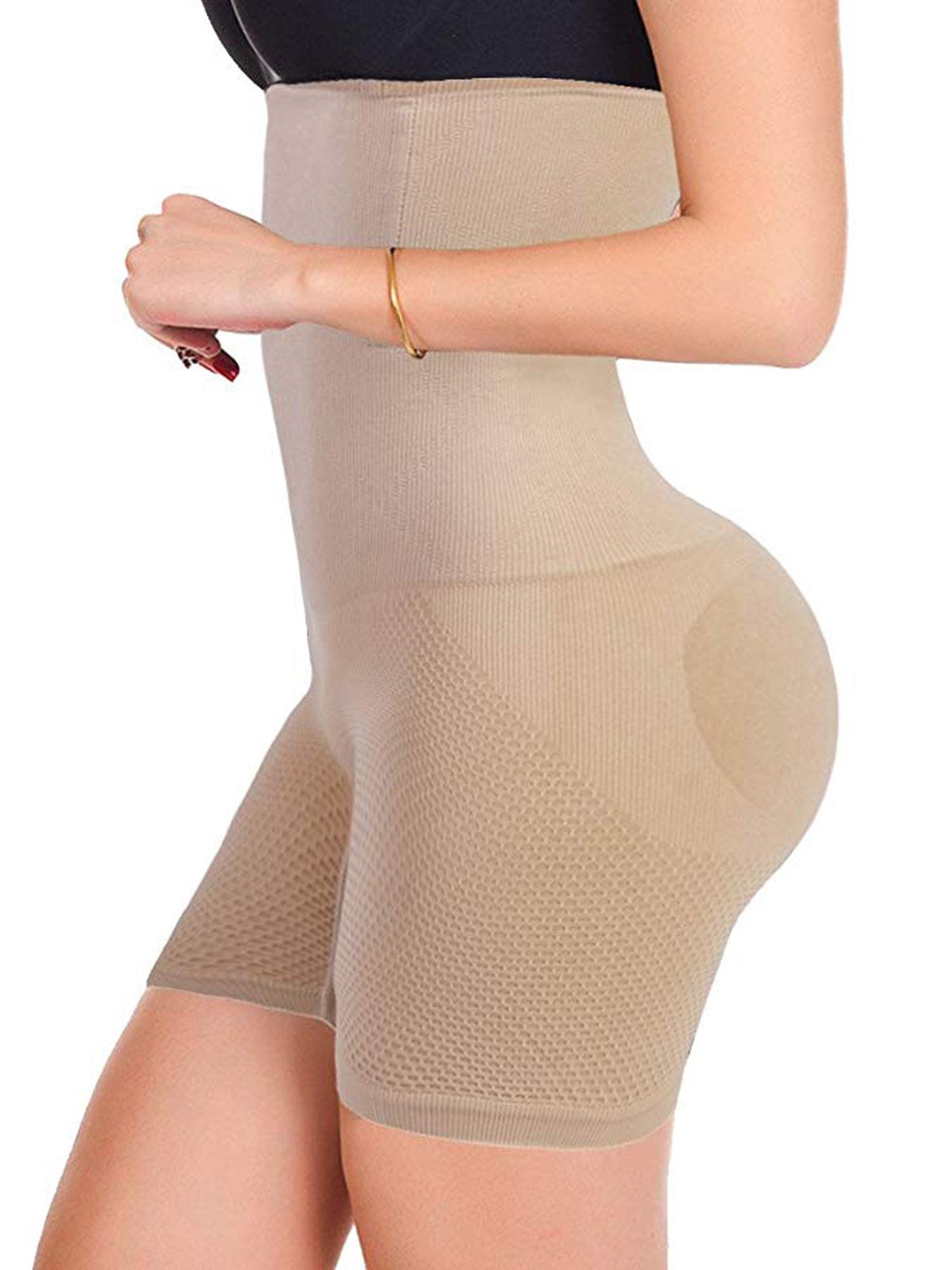 Womens Shapewear Panties Body Shaper High Waist Tummy Control Seamless Shorts Women's Clothing