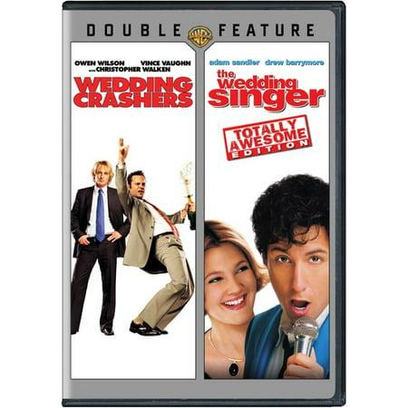 The Wedding Singer / Wedding Crashers (DVD)