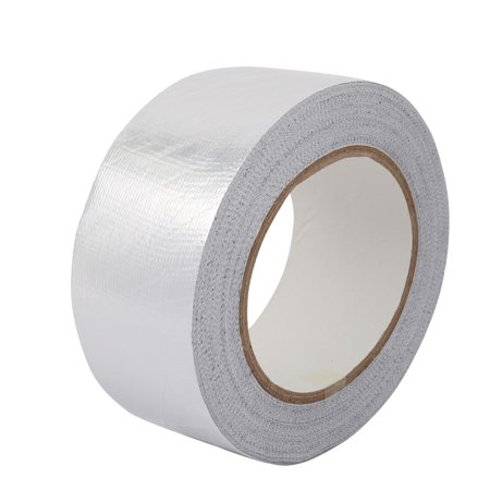 Unique Bargains Waterproof Aluminum Foil Tape Adhesive Sealing Tape 20 Meter Long 50mm -