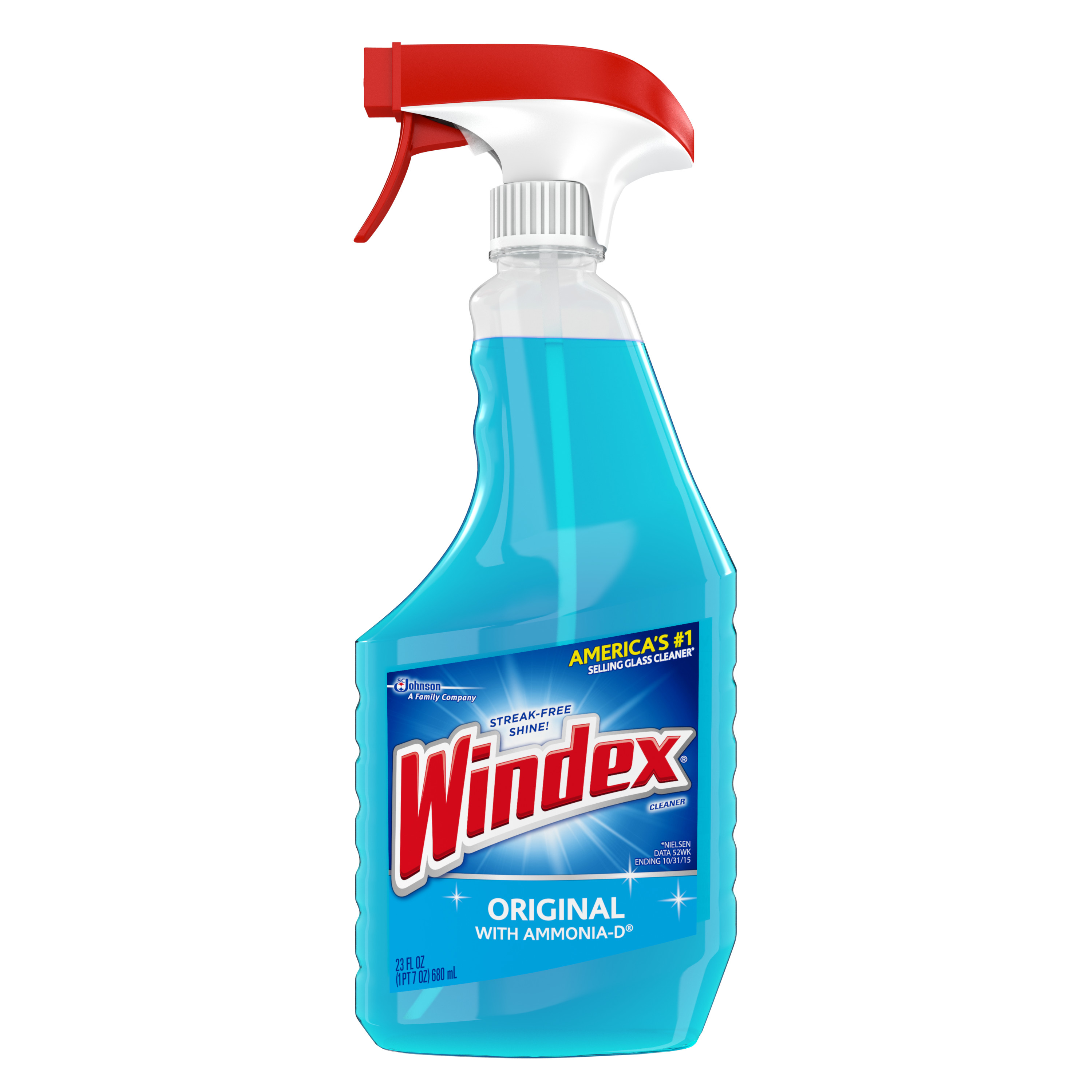 Windex Original Glass Cleaner, 23.0 Fluid Ounce