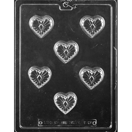 Heart Shaped Valentines Day Candy Mold Party Favors Chocolate Mold Candy Soap Birthday Movie Mould M342 (Lego Shaped Candy)