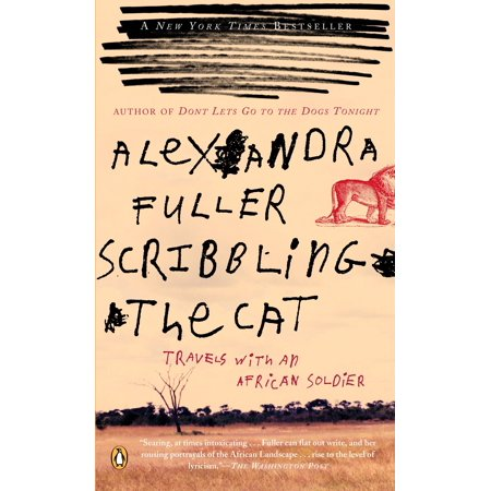 Scribbling the Cat : Travels with an African