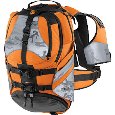 Icon Squad 2 Backpack Military Spec Orange