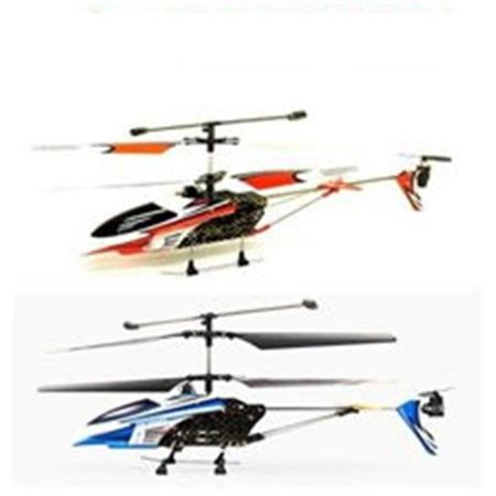 Helicopter 2.4 Ghz Metal - Microgear EC10211-2X 2.4 Ghz Technology RC FX-607 Helicopter 3.5 Channal with Gyro Charge via USB