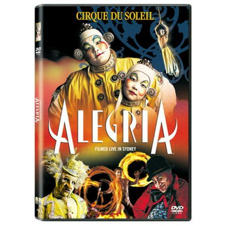 Cirque Du Soleil: Alegria (Widescreen) Cirque Du Soleil 2009