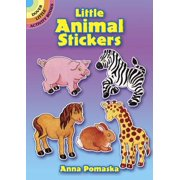 Little Animal Stickers