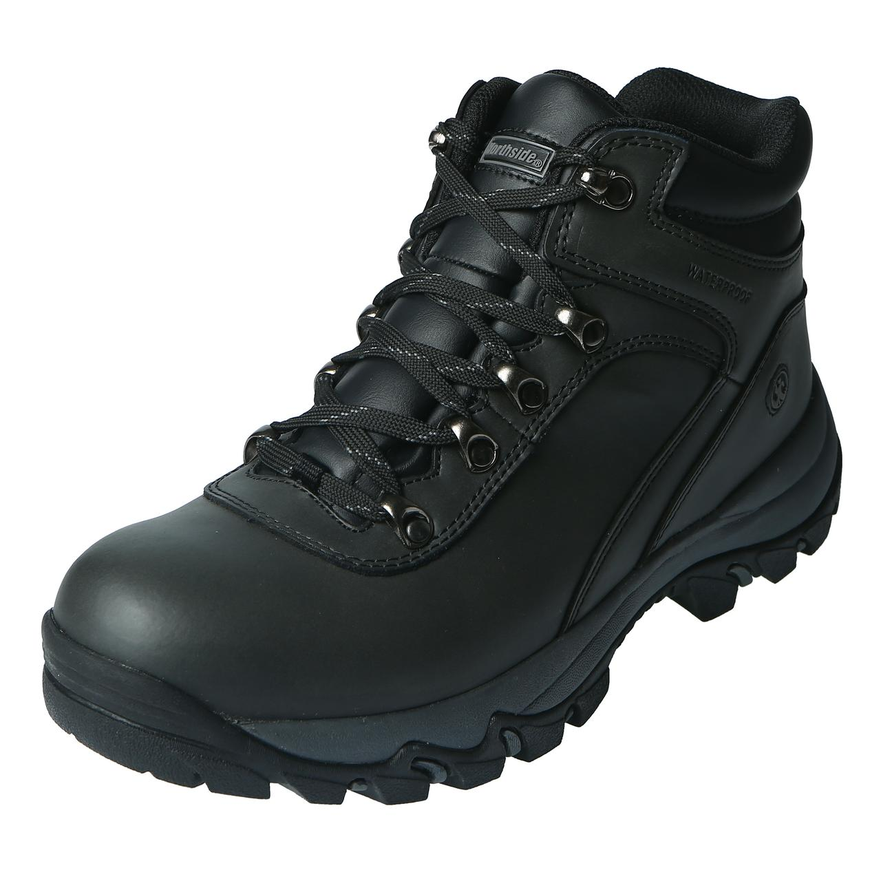 mens leather waterproof hiking boots
