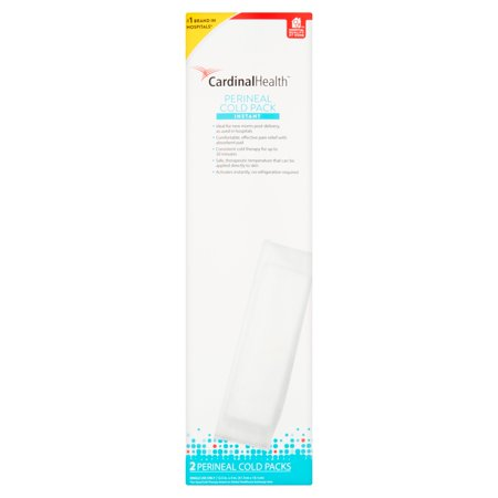 Cardinal Health Instant Perineal Cold Packs  2 Count