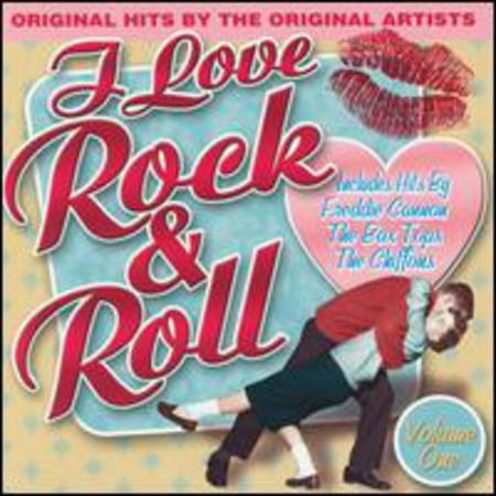 I Love Rock N Roll, Vol. 1 (CD) - Love Music Directors