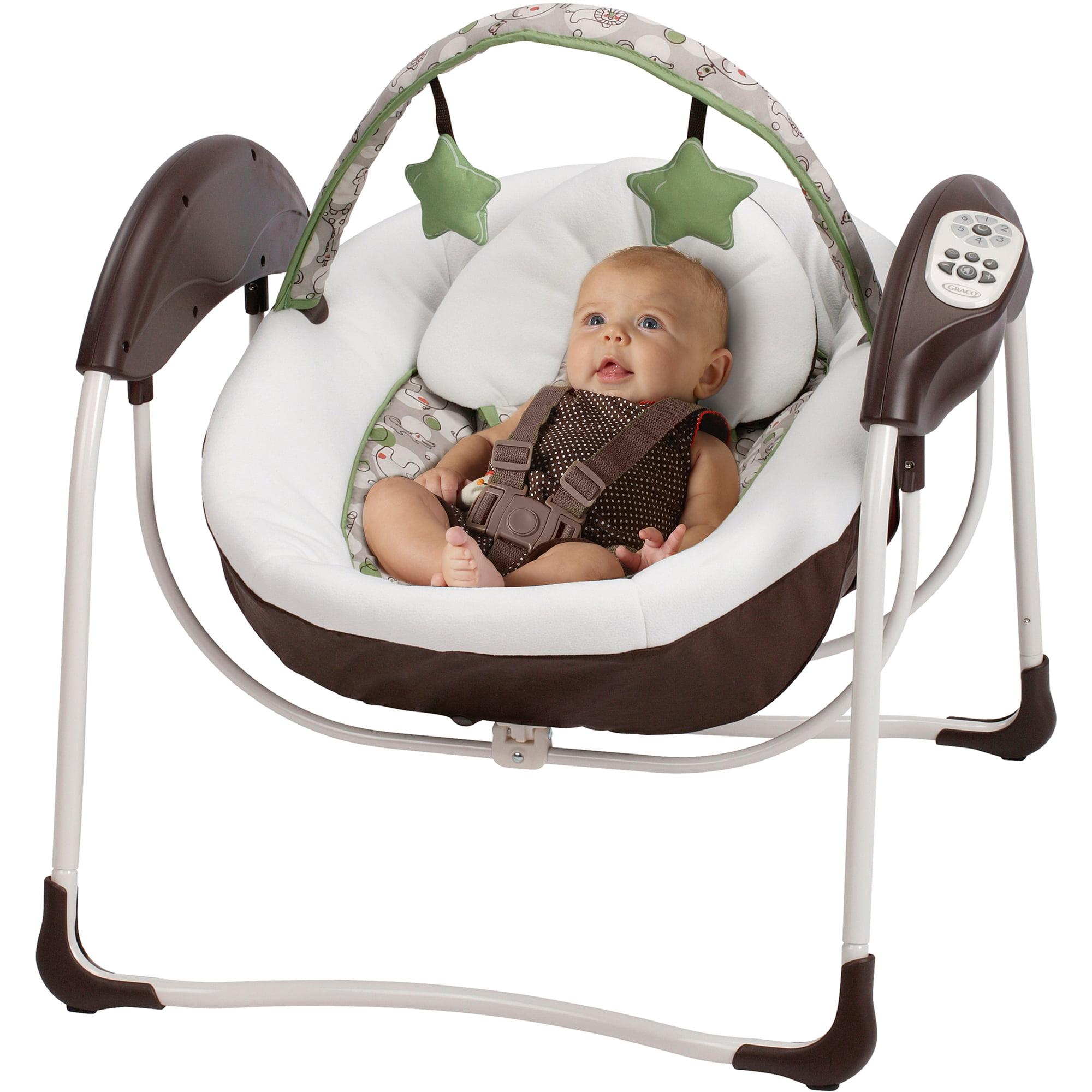 graco glider lite baby swing zuba  walmartcom -