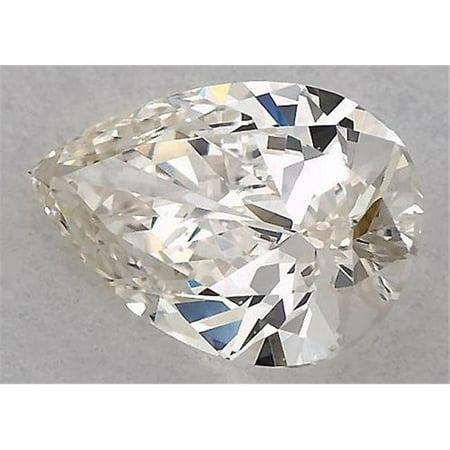 Harry Chad Enterprises 43460 0.75 Carats K VS2 Very Good Cut Loose Pear Diamond - image 1 de 1