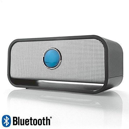 Brookstone 734328 Big Blue Live Wireless Bluetooth Speaker by Brookstone