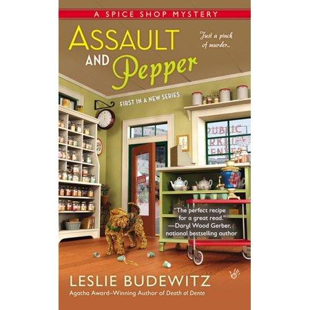 Assault and Pepper - eBook