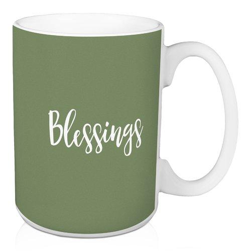 Winston Porter Neale Blessings Coffee Mug