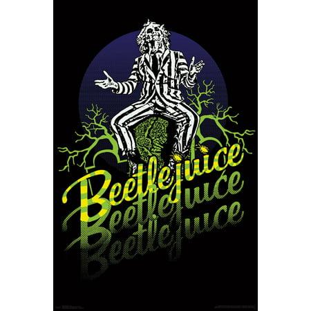 Beetlejuice - Neon (Black Beetlejuice)
