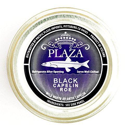 Capelin Caviar 1.75 oz each (3 Items Per Order) by