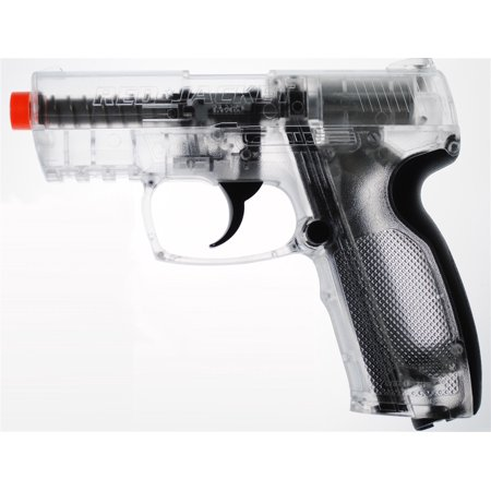 Red Jacket CO2 Powered Airsoft Battle Pistol, 375 FPS (Ak47 500 Fps Airsoft)