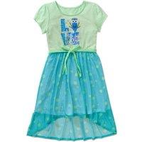Ap Di Dory Love Bubbles Hi Low Dress