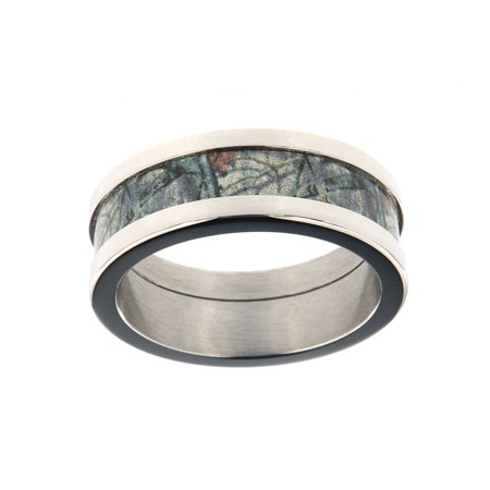 Mossy Oak Break-Up Country Camo Ring by Luxurien