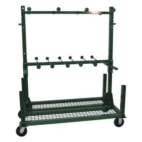 Sumner Pipe Cart, Green 785651