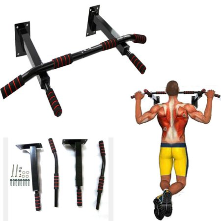 Ceiling Mount Chin Up Bar - Ktaxon Doorway Pull up bar, Heavy Duty Chin up bar Trainer, for Home Gym, Ceiling, Wall Mount