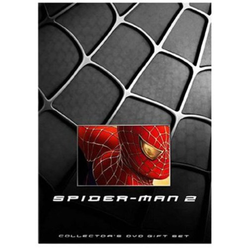 Spider-Man 2 Collector's DVD Gift Set (Widescreen)